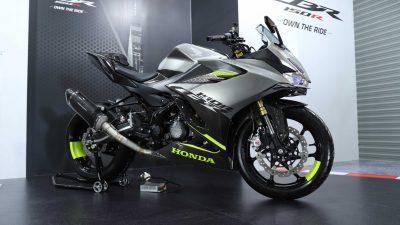 Dua Modifikasi All New Honda CBR150R Dengan Konsep Racing dan Sporty Low Rider